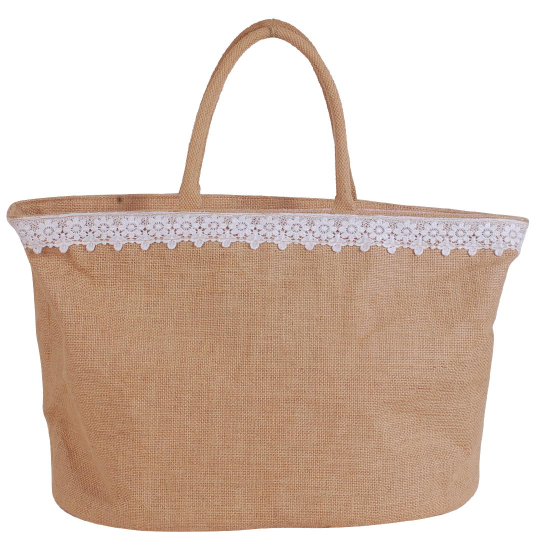 Baby Shower Bag Lace Big